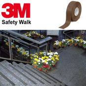 SAFETY Walk GP  50 Marrone