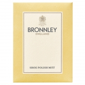 Bronnley Shoe Polish Mitt