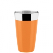 Agitatore Boston Gommato 500 ml Arancio