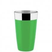 Agitatore Boston Gommato 500 ml Verde