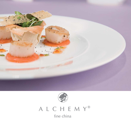 Alchemy Ambience Fine China