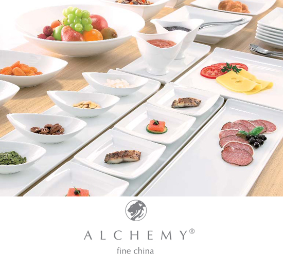 Alchemy Buffet Fine China