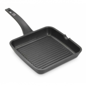 Non-Stick Gridiron With Grill Cm 28 Pinti Efficient Line