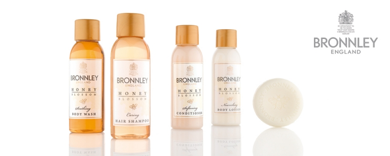 Bronnley Hotel Cosmetics