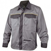 CAMICIA MACH 2 CORPORATE GRIGIO
