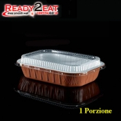CONTENITORE Ready2Eat 1P Bianco Terracotta