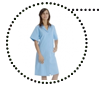 Physician-Hospital Gowns