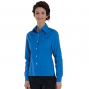 Lady Shirt Anversa Royal Blue