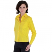 Lady Shirt Anversa Yellow
