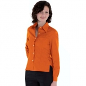 Lady Shirt Anversa Brown