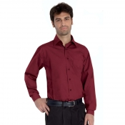 Man Shirt Burgundy