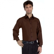 Man Shirt Brown