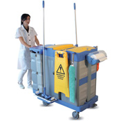 Antares - Cleaning Trolley