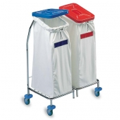 Double Uni Copi Lux Trolley