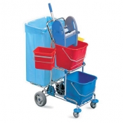 Ergonomic Rilsan Togo 1 trolley