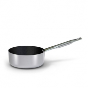 Non-Stick Coating Low Saucepan 1 Handle Cm 24 Aluminium Ballarini 2000 Line