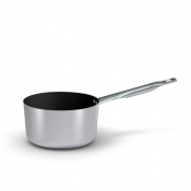 Non-Stick Coating Medium Saucepan 1 Handle Cm 24 Aluminium Ballarini 2000 Line