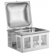 Chafing Dishes Quadrato GN 2/3 Gastronorm Pinti