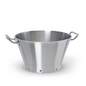 Conical Colander 2 Handles Cm 50 Stainless Steel Ballarini 9000 Line