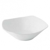 Coppetta Insalata Quadrata Cm 16,5 Bone China