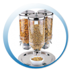 Cereals & Musli Dispensers