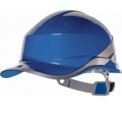 ELMETTO BASEBALL DIAMOND 5 BLU FLUO