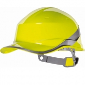 ELMETTO BASEBALL DIAMOND 5 GIALLO FLUO