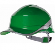 ELMETTO BASEBALL DIAMOND 5 VERDE FLUO