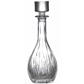 Fire Bottiglia Liquore 100 cl Crystal Glass