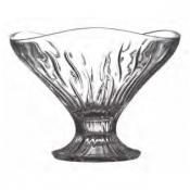 Fire Set 6 Coppette Con Piede Crystal Glass
