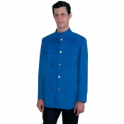 Jacket Barman Royal Blue With Braidings