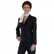 Lady Jacket Barby 1 Brest 3 Bottons Black
