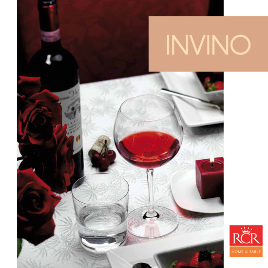 Invino Crystal Glass