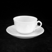 Karolina Castel Bone China Tazza Caffè Cl 10 C/Piattino