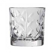 Laurus Set 6 Bicchieri Of Vino 33 cl Crystal Glass