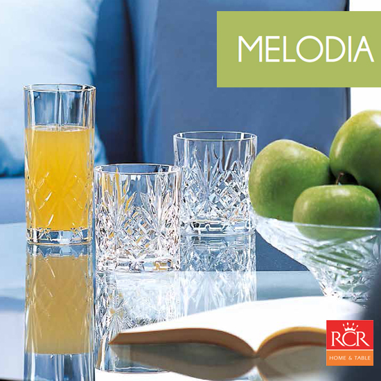 Melodia Crystal Glass