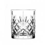 Melodia Set 6 Bicchieri Dof Acqua 31 cl Crystal Glass
