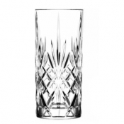 Melodia Set 6 Bicchieri Hb Long Drink 36 cl Crystal Glass
