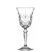 Melodia Set 6 Calici Sherry 16 cl Crystal Glass