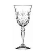 Melodia Set 6 Calici Vino 21 cl Crystal Glass