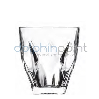 Ninphea Set 6 Bicchieri Of Vino 26 cl Crystal Glass