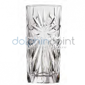 Oasis Set 6 Bicchieri Bibita 36 cl Crystal Glass