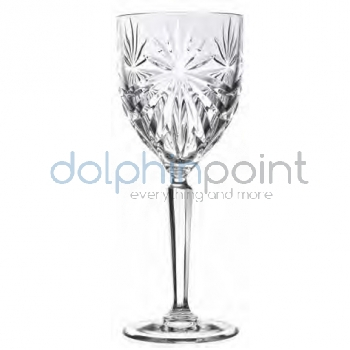 Oasis Set 6 Calici Vino Bianco 23 cl Crystal Glass