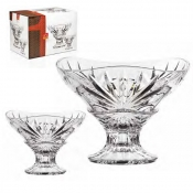 Oasis Set Macedonia 7/Pz Crystal Glass