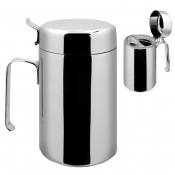 Oliera Inox C/Salvagocce Ilsa 500 ml