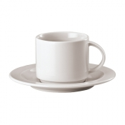 A. Krupp Omnia Bianco Tazza The Impilabile Cl 18
