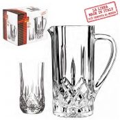 Opera Set Bibita Dof 7/Pz Crystal Glass