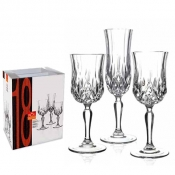 Opera Set Calici 18/Pz Crystal Glass