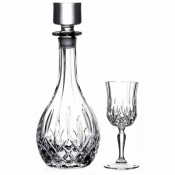 Opera Set Porto 7/Pz Crystal Glass