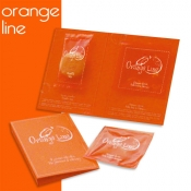 Orange Line Set Cortesia